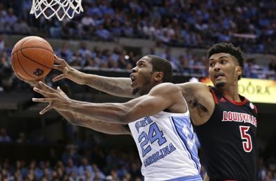 Louisville North Carolina Basketball