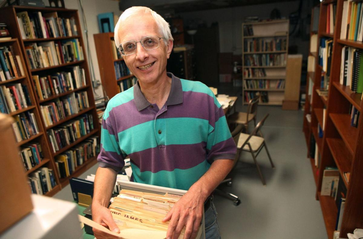 Mark Rodeghier, director of Center for UFO Studies