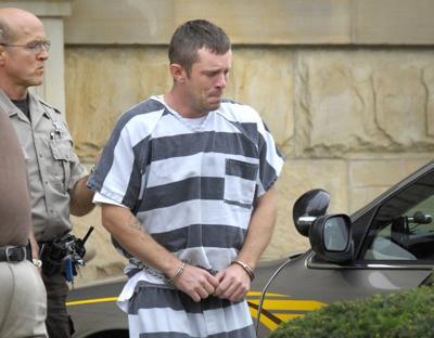 Chris Harris file for sentencing