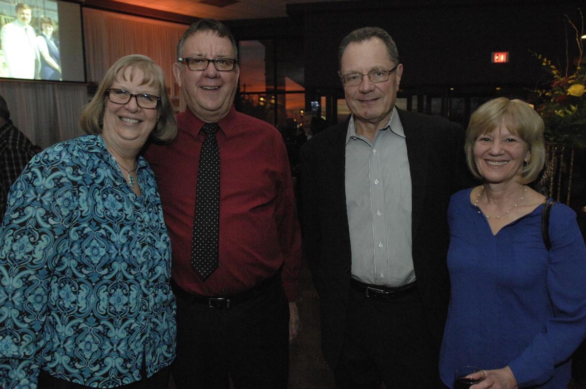 Ken and Cindy Behrens, Jeff and Cheryl Cumrine