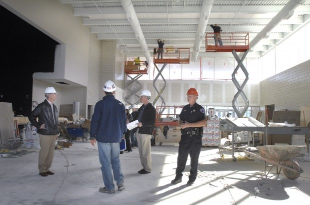Unit 5 Eager To Showcase New Junior High School Local