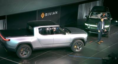 Ford to invest $500M in Rivian, build electric vehicle