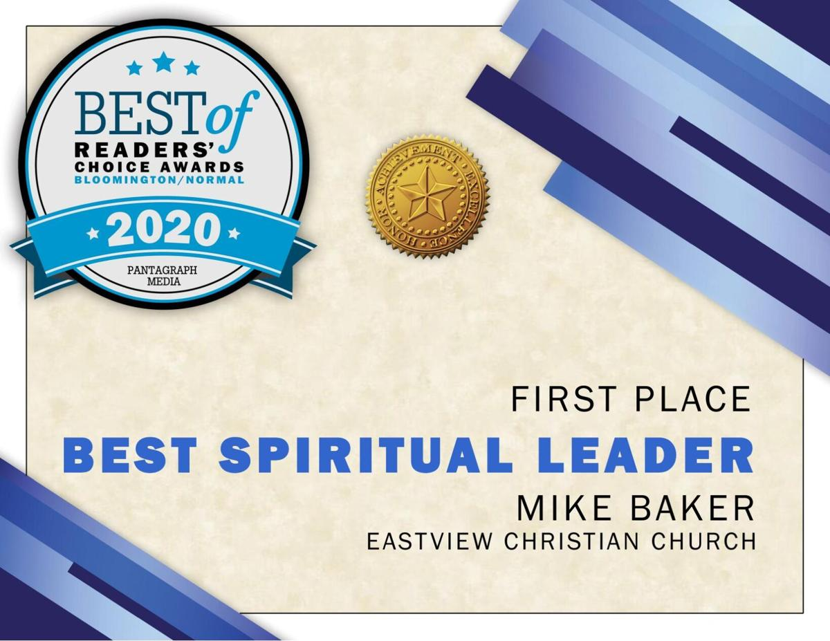 Best Spiritual Leader