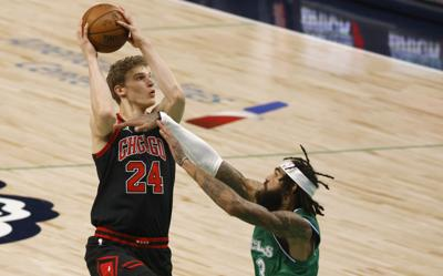 Bulls Mavericks Basketball