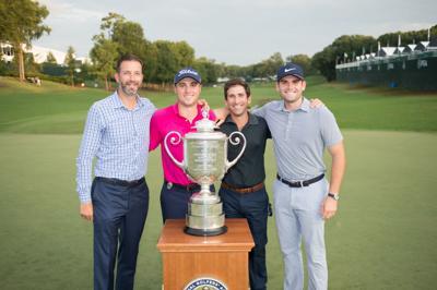 PGA Championship ALEX BURGE