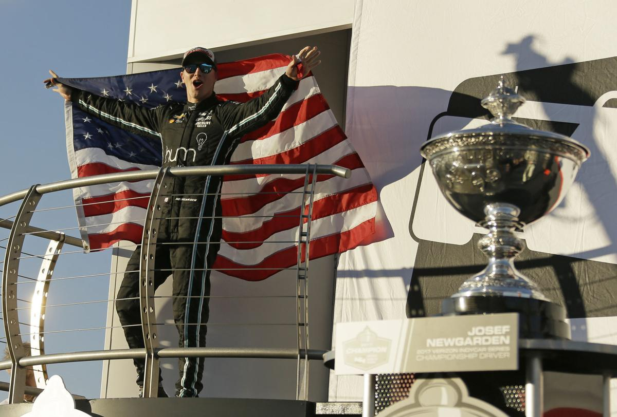 IndyCar Sonoma Auto Racing
