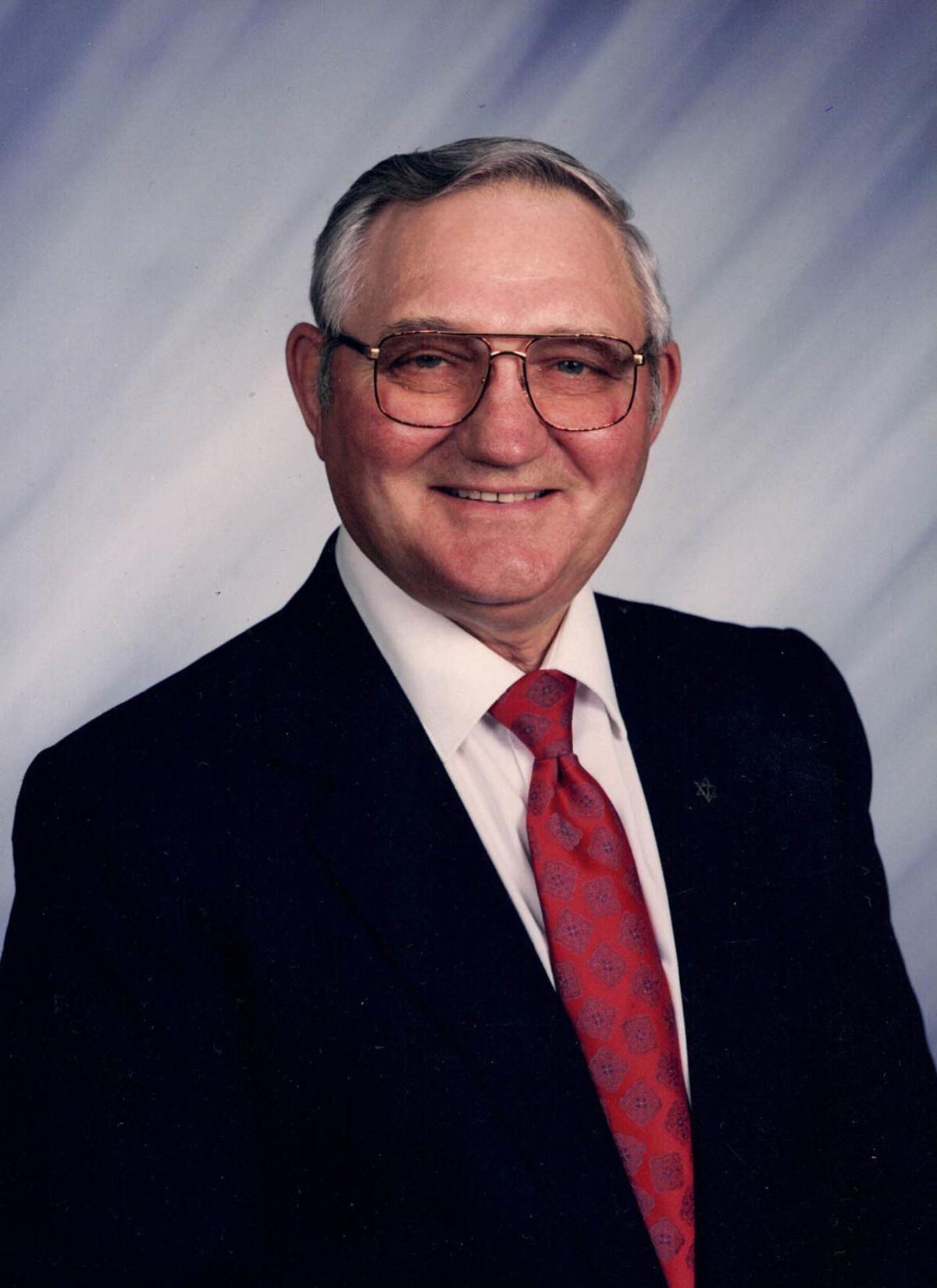 Charles E. Weishaupt