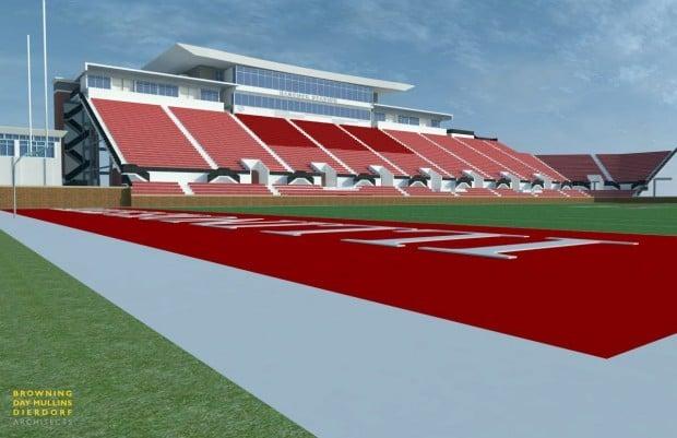 Hancock Stadium rendering