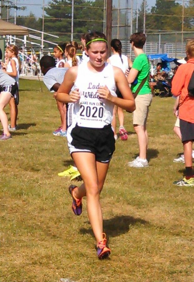 Piller helps Normal West girls take 4th in own invite ...
