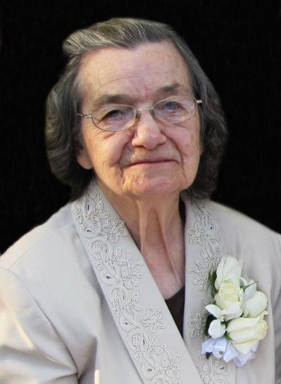 Arlette Fehr obit