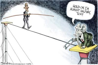 Editorial Cartoon 03/11/10