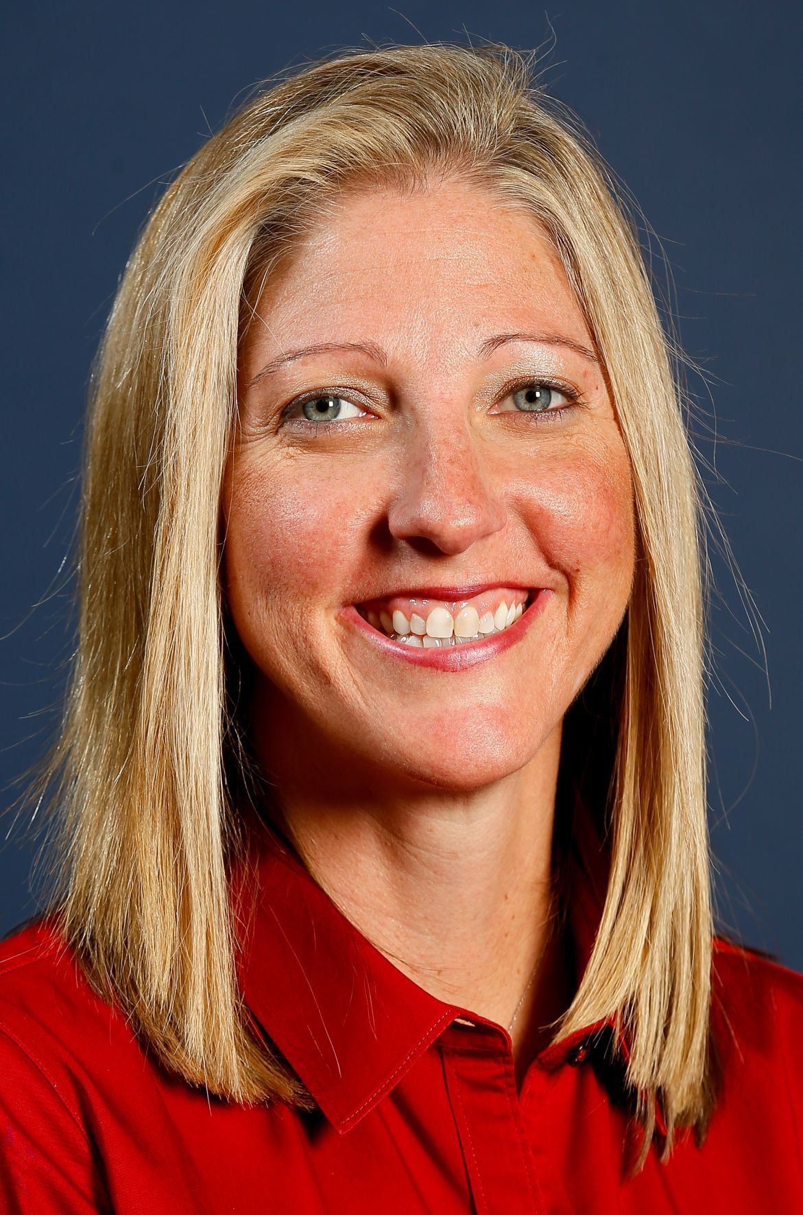 Kristen Gillespie ISU coach head shot