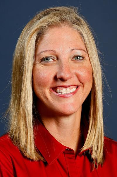 Kristen Gillespie ISU coach head shot