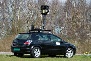 English villagers send Google Street View snapper packing