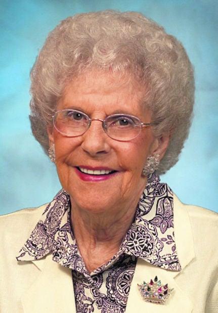 Ruth Alwes obit