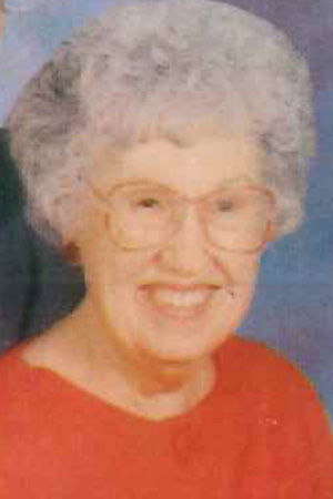 Marjorie Ann Hayes Spencer