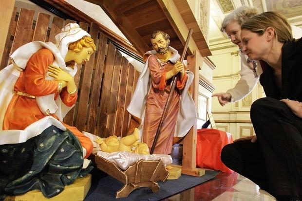 capitol nativity 092909