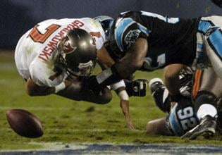 Panthers beat Buccaneers