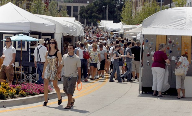 Sugar Creek Arts Festival