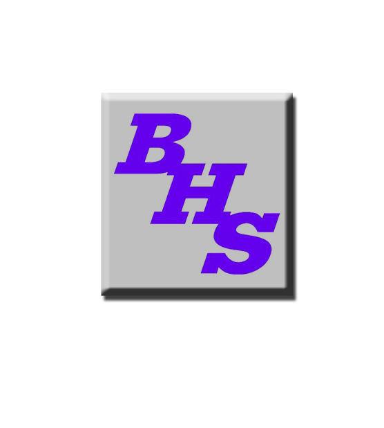 BHS Raiders button