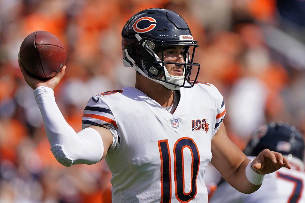 Bears Broncos Football