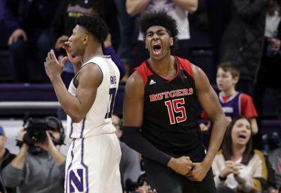Rutgers Northwestern Basketball