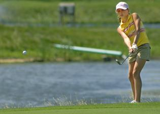 Mullins, Funk share Junior City golf title