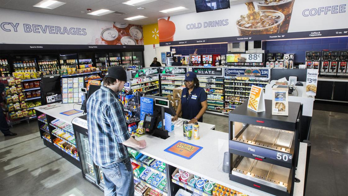 A Wal Mart Convenience Store Retail Giant Tests The