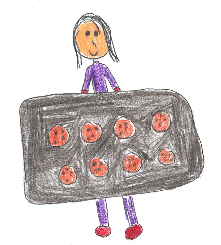 Sophia Kendregan, grade 3, Delavan