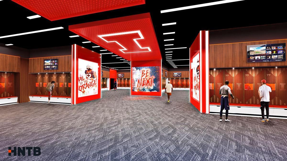 Illinois Football Performance Center
