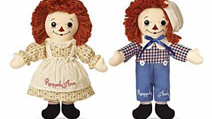 Flick Fact: Just where was Raggedy Ann and Andy born?