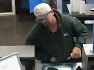 Gridley man arrested in connection with Twin City bank robberies