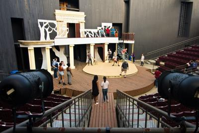 From 'impossible' to 'fun': Illinois Shakespeare Festival about 'transformation'