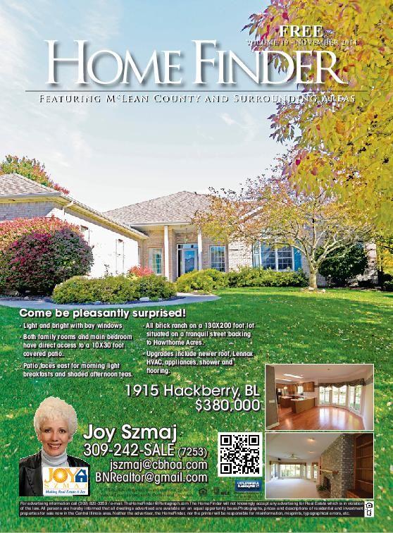 November 2014 Home Finder