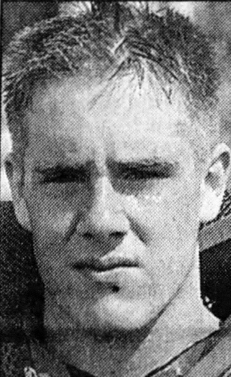 Chad Augspurger 1996 head shot