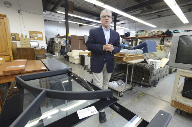 Recycling Furniture For Families In Need Of Donations