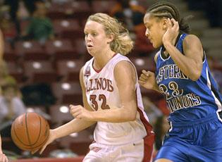McCracken leads women to big win over Eastern Illinois
