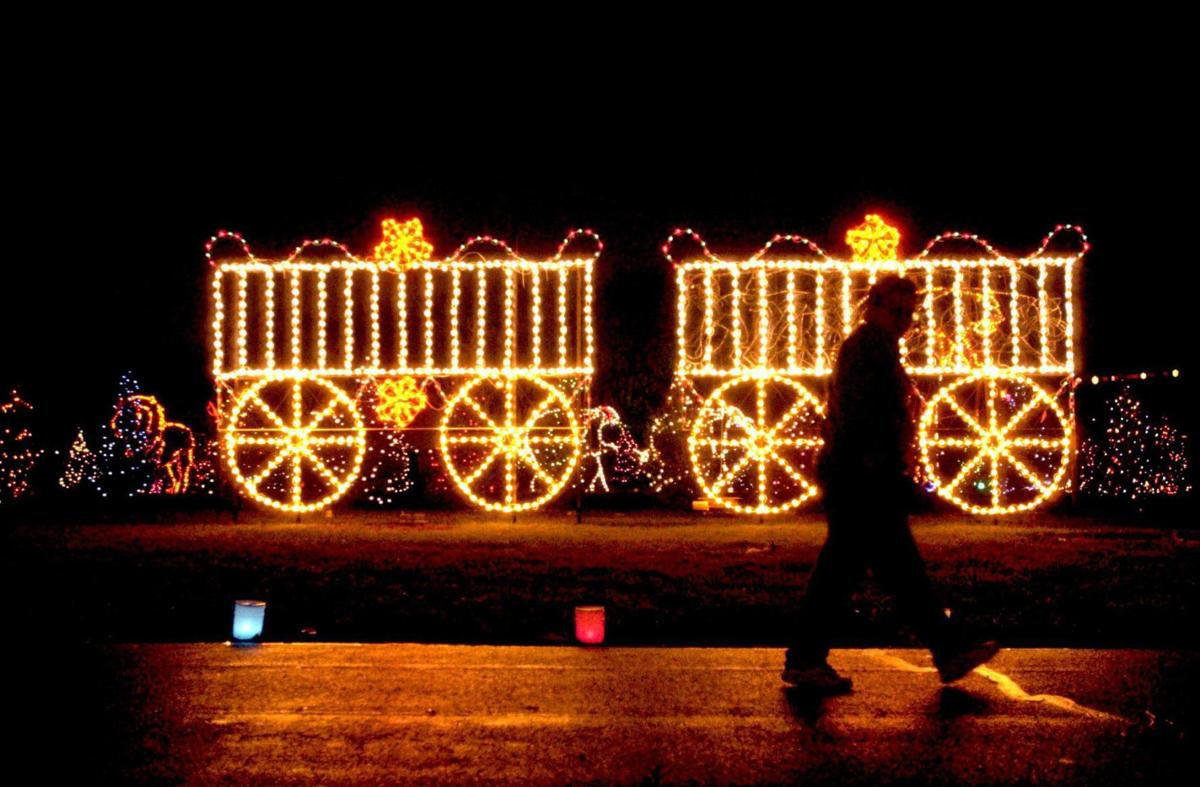 East Peoria Festival of Lights (copy)