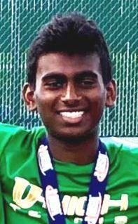 Vishnu Anagani head shot