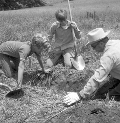 PFOP: McLean County's first corn farmers also mound builders