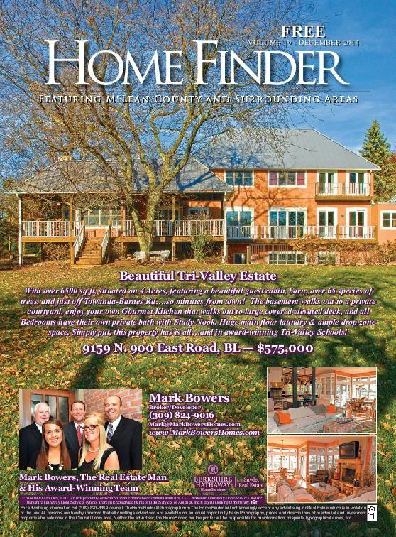 December 2014 Home Finder