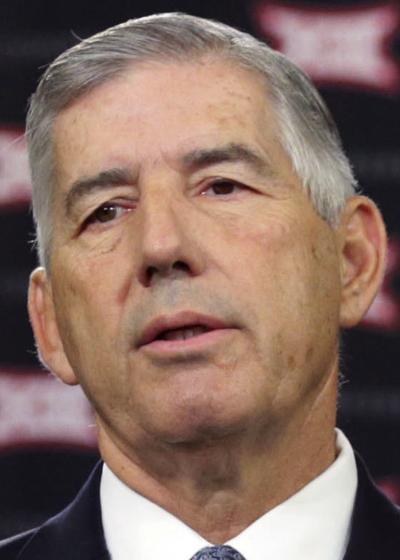 Bob Bowlsby, hedshot, Big 12 commissioner