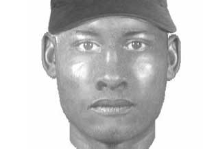 Police release sketch of robbery suspect