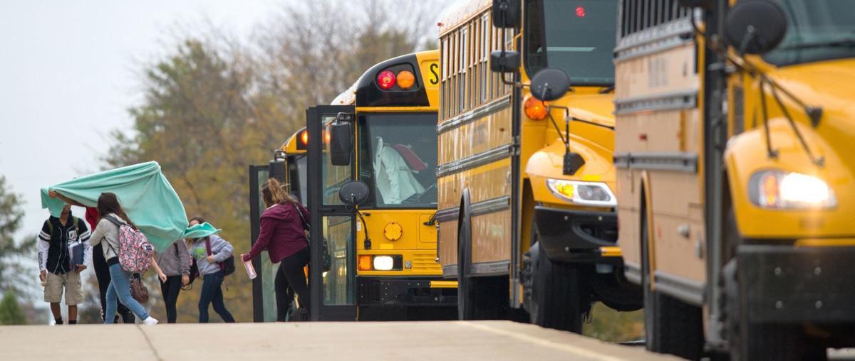 Unit 5 buses