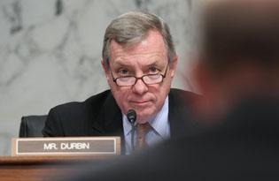Dick Durbin 081409