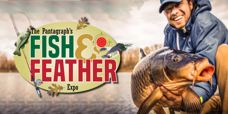 Fish and Feather Expo Logo