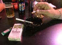 Bar owners unite over smoking