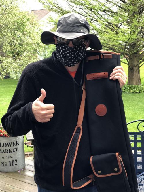 Randy Kindred golf photo