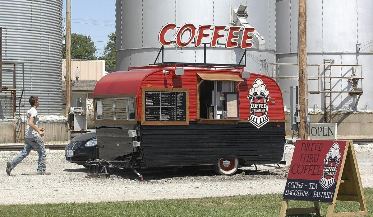 Oregon Native Opens Coffee Shop In Forrest Business Pantagraph Com