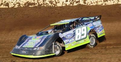 Daren Friedman racing photo